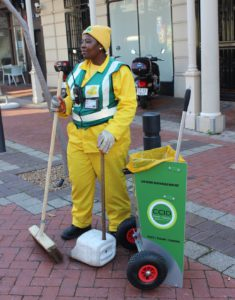 Cape Town CCID Updates Local Govt on Smart Cities in Service