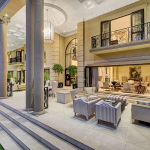 A look at Villa Royale – the most expensive home auctioned in South Africa last year