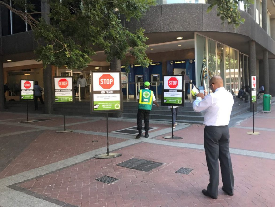 Tourism Tattler report: ATM Scam Targets Cape Town Tourists