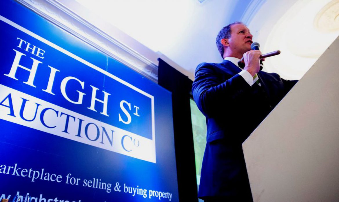 High Street Auction Co. celebrates record sale day