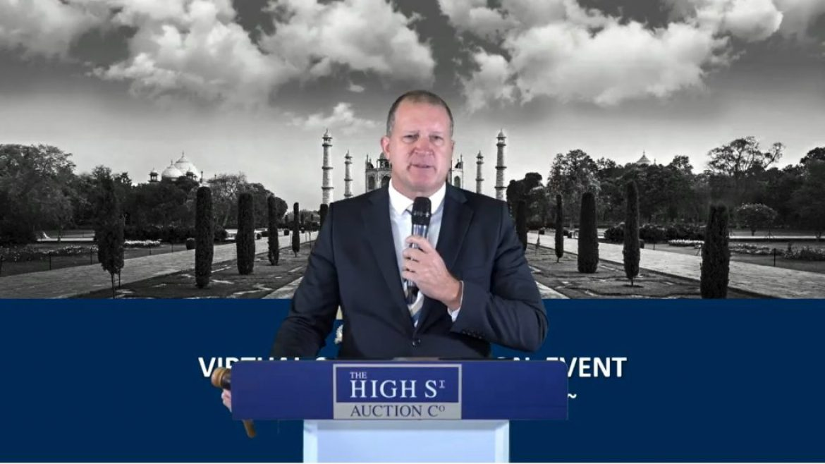SA'S HISTORIC FIRST FULLY DIGITAL LIVE STREAMED PROPERTY AUCTION GIVES WANING REAL ESTATE SECTOR MASSIVE SHOT IN THE ARM