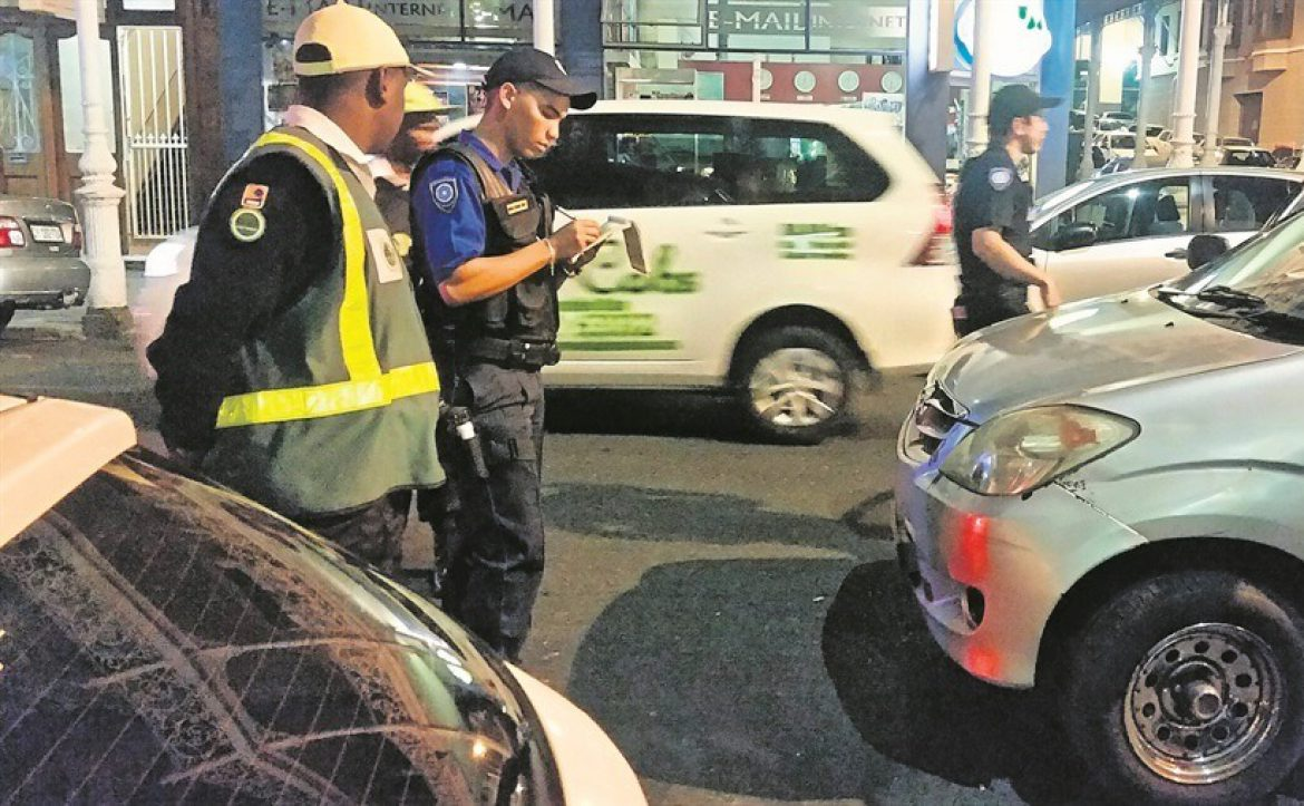 Cops pack more punch in CT's CBD – News24