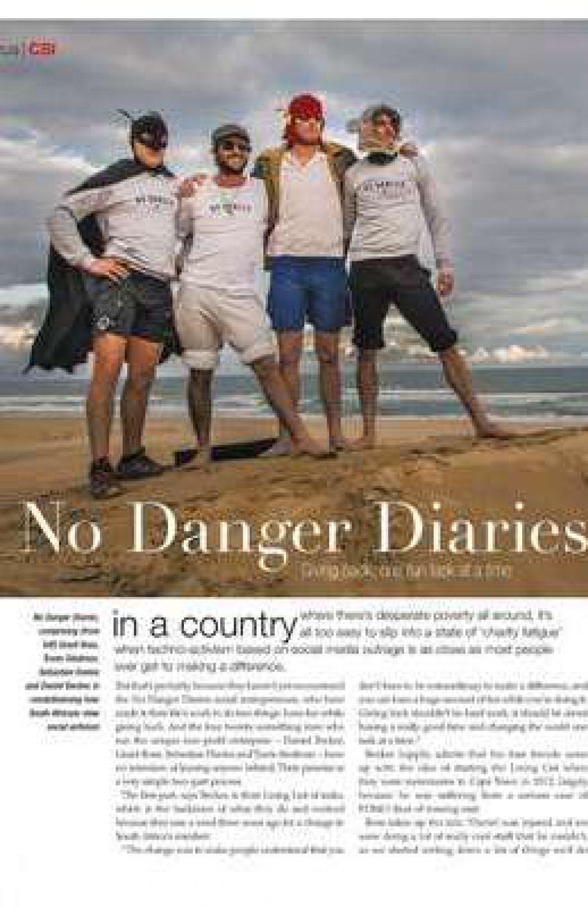 No Danger Diaries