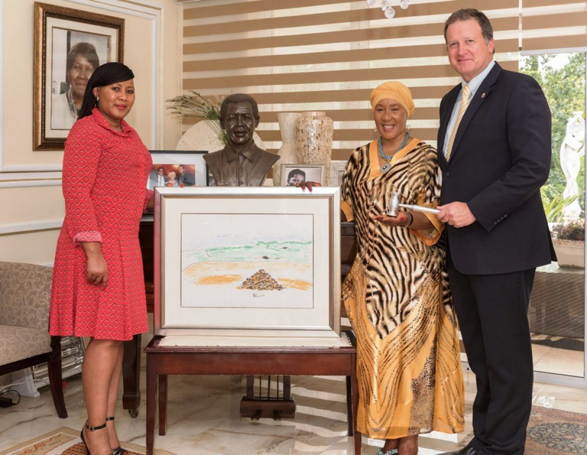 Auction to honour Madiba