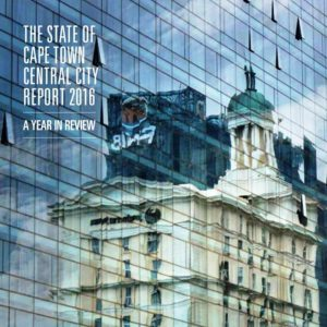 Fin24 reports on Cape Town CBD's R16bn investment boost, citing new #CapeTownCCID report