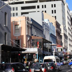 Help at hand for gridlocked CT Central City robots, says News24