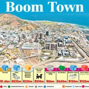 Cape Town CBD is boom town