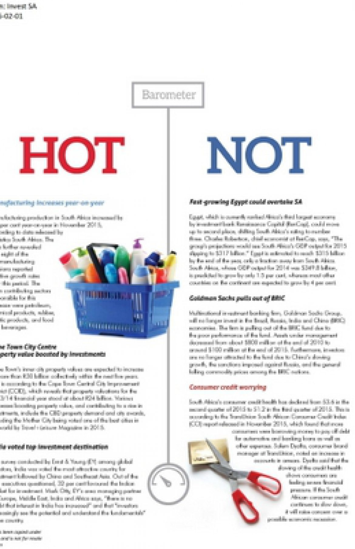 Barometer – Hot or Not (CCID)